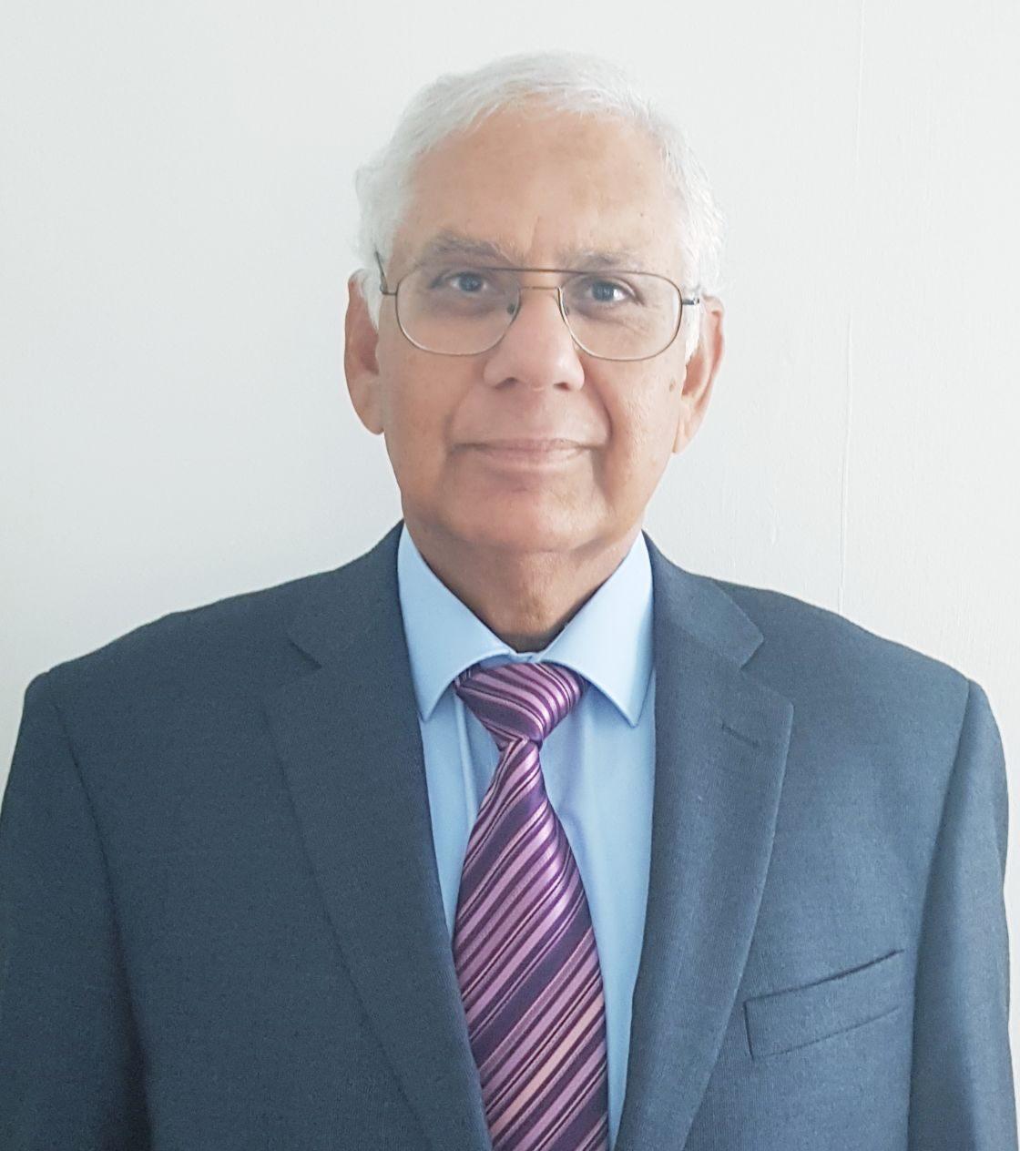 Picture of Vinod Dewan, Principal – Auckland
