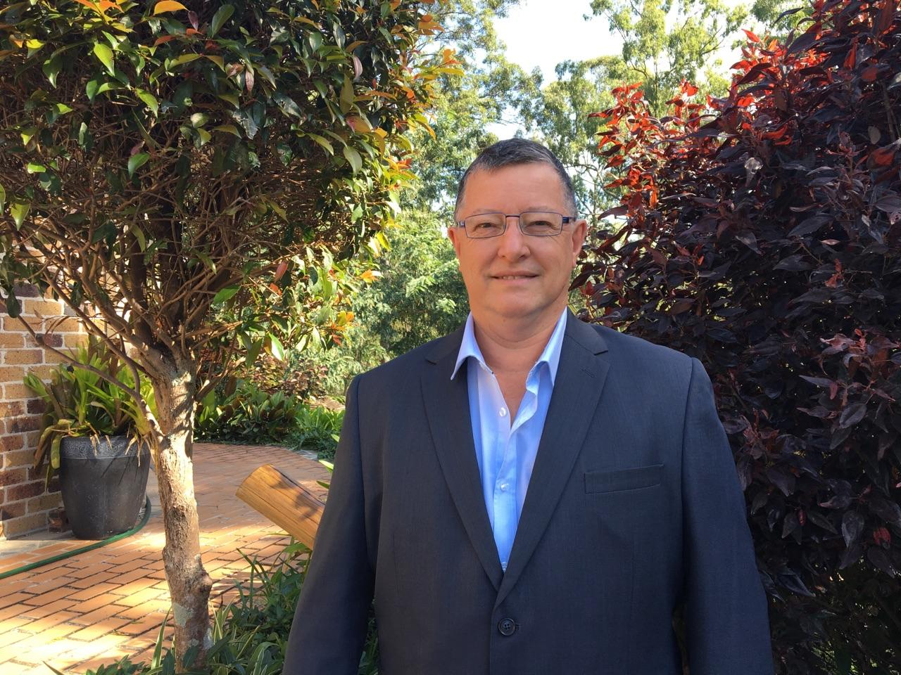 Picture of Andrè van Zyl – Regional Director, Queensland