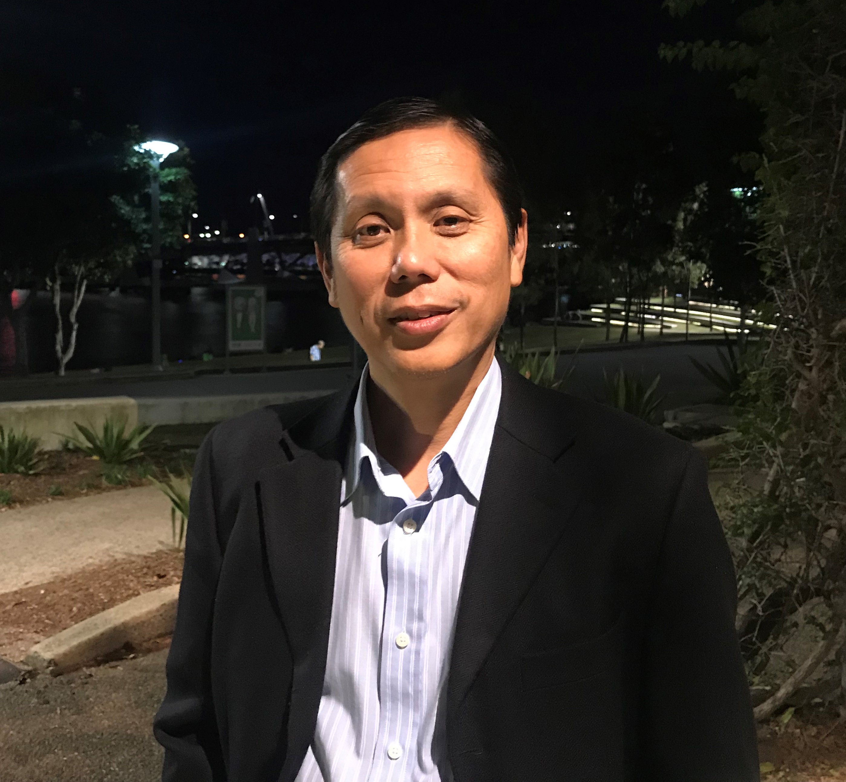 Picture of Jeffery Chua, Principal – Queensland