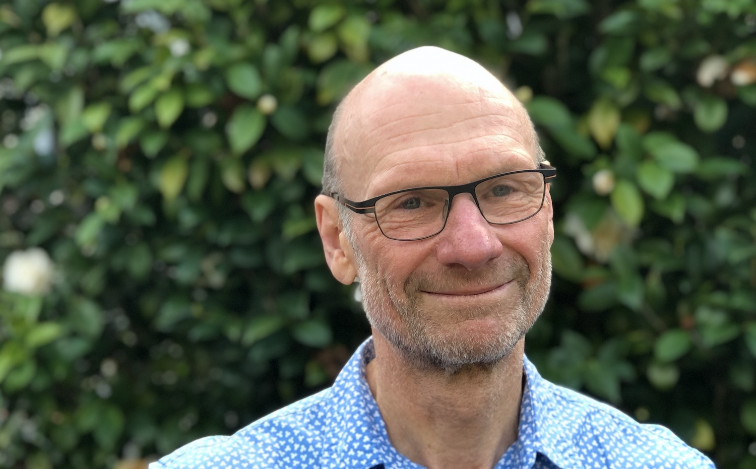 Picture of Richard Justice- Regional Director, New Zealand